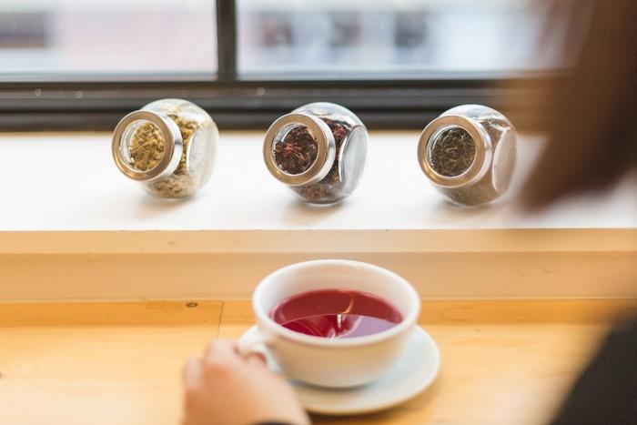 čaje a nálevy pri liečbe rastlinami