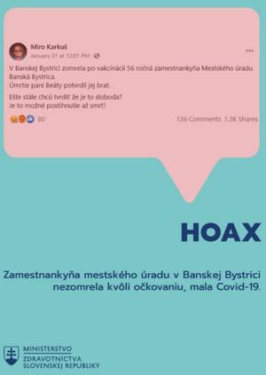 hoax covid-19