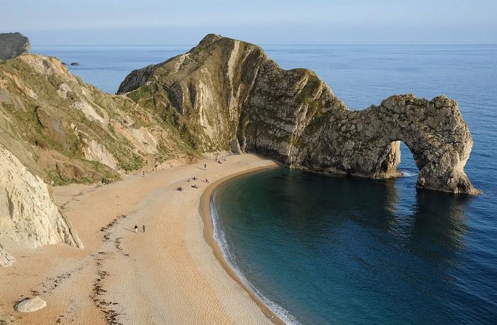 nádherné lokality Anglicka