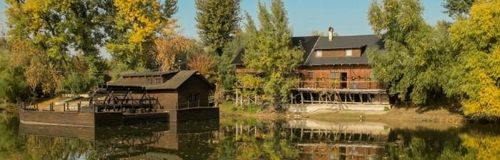 vodné mlyny Kolárovo