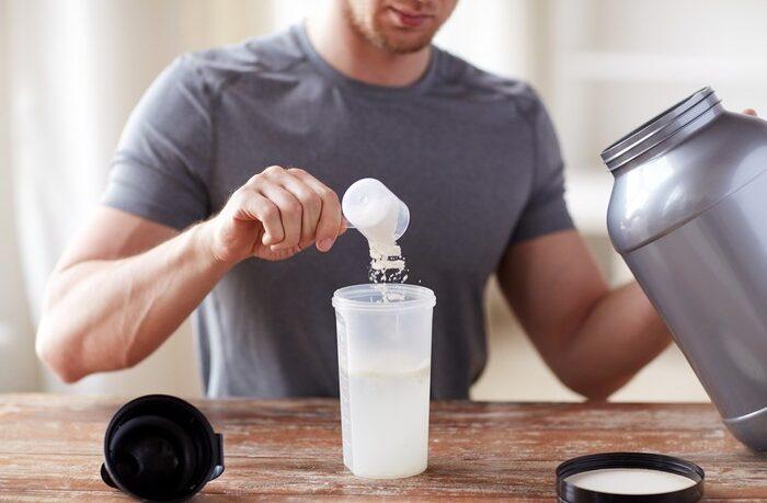 proteín vyvážená a zdravá strava