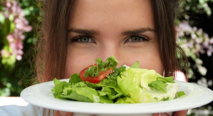 liečivá očista - ovocie a zelenina