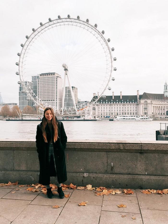 Londýnske oko.