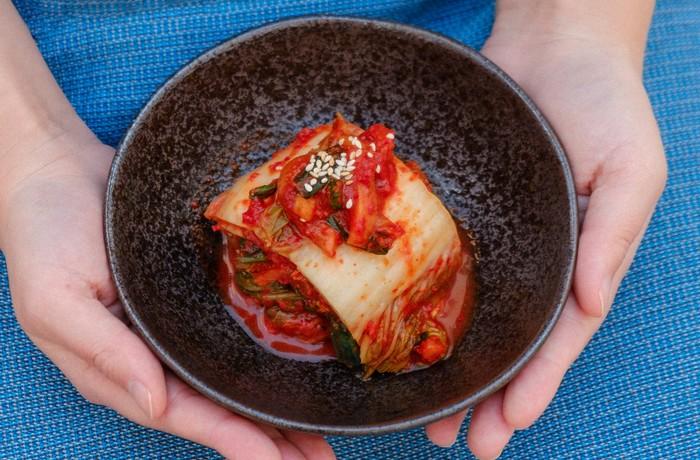 10 obľúbených kórejských jedál - kimčchi