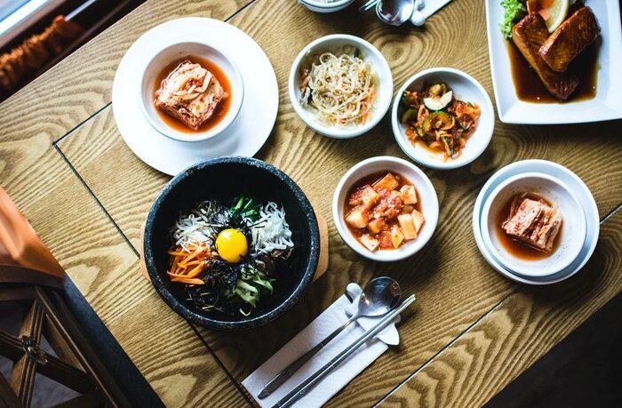 10 obľúbených kórejských jedál