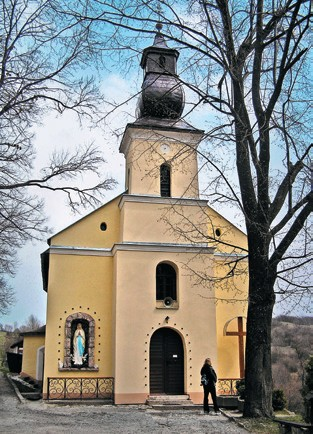 Kostol vo Vlkolínci