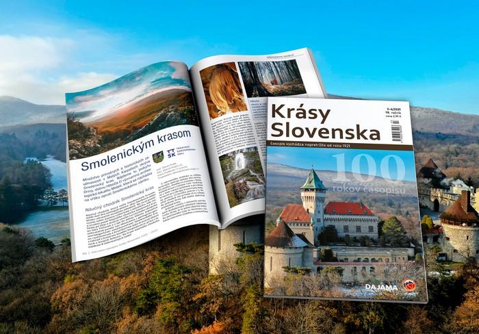 Krásy Slovenska časopis