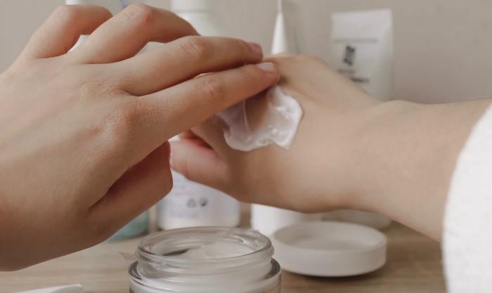 domáci krém na suché ruky