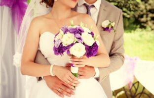 darček a výročie svadby
