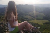 Strážovské vrchy Rohatá skala