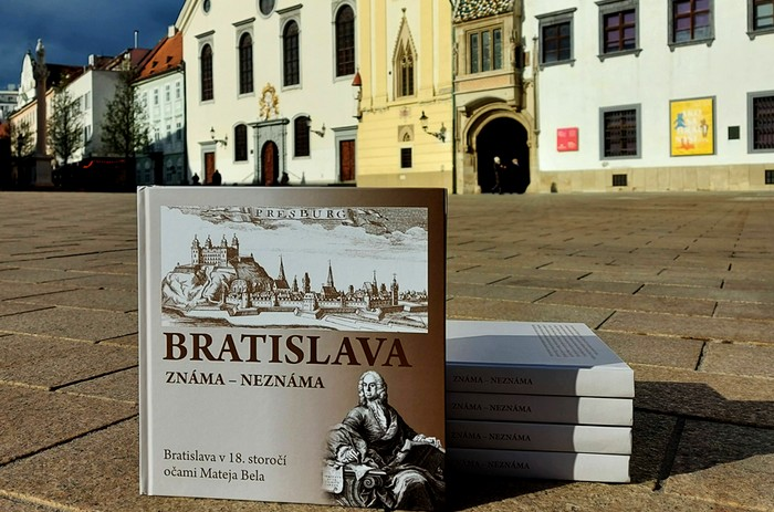 Bratislava pred 300 rokmi