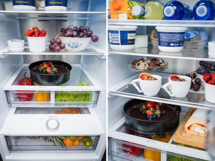 nové chladničky Samsung