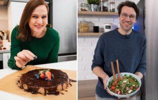 Rýchle recepty od Adriany Polákovej a Lukáša Hejlíka