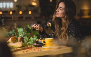 jedlo s dobrými vibráciami