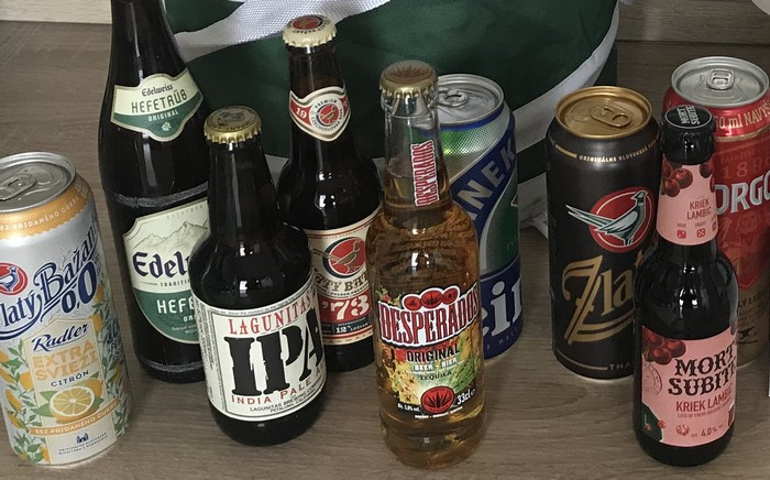 ako kombinovať jedlo a pivo