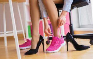 kupujte si pohodlnú obuv