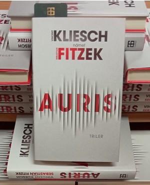 psychotriler Auris Sebastian Fitzek a Vincent Kliesch
