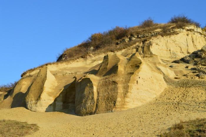 sandberg Devínska Kobyla