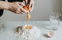 čím nahradiť vajíčko pri pečení