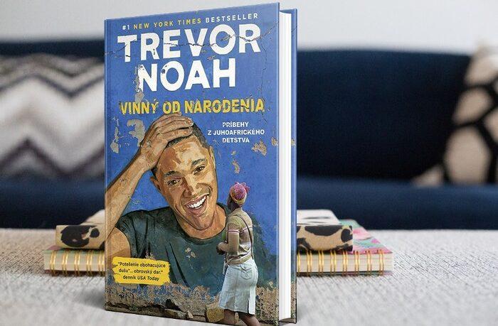 Vinný od narodenia Trevor Noah