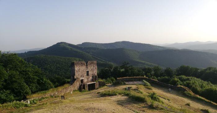 Pustý hrad pri Zvolene