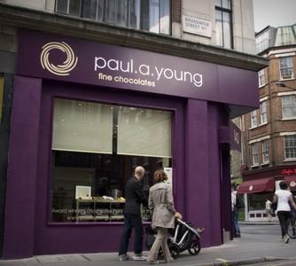 čokolatiér Paul A. Young