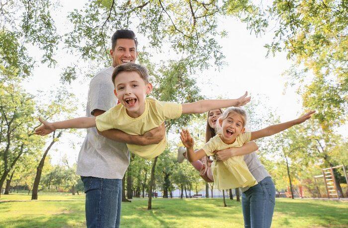 ako vychovať úspešné deti