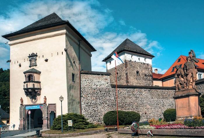 Dolná brána Kremnica