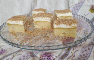 havajský koláč recept