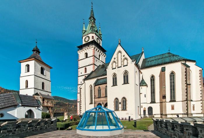 Kremnický mestský hrad