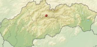 Demänovská Dolina mapa