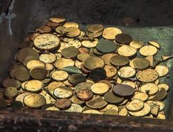 mince v kremnickej mincovni