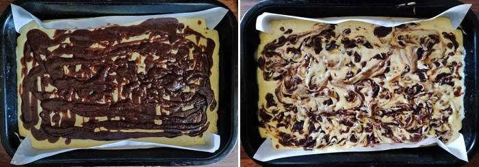 recept na osie hniezda koláč na plech