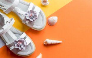 výber detských sandál
