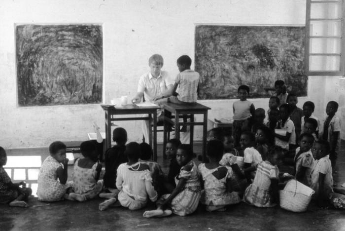 V školskej učebni s deťmi - Moc faktov