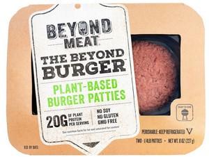 beyond meat rastlinné mäso