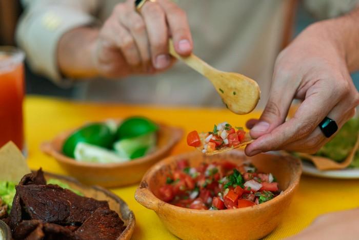 salsa 4 recepty z cukety