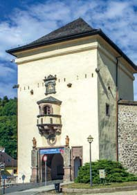 Kremnica Dolná brána