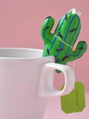 kaktus z fimo hmoty zábava pre deti