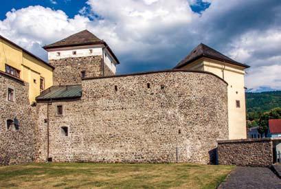 Mestské opevnenie v Kremnici