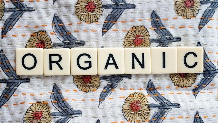 organické oblečenie chemikálie