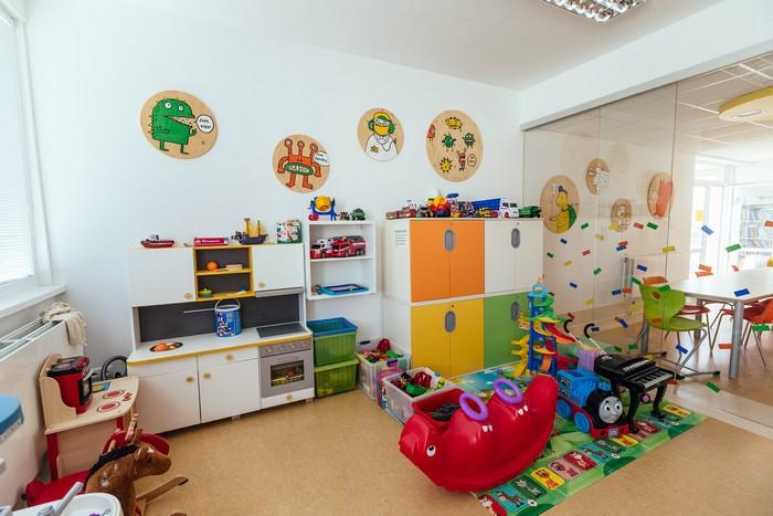 Ručičky výťažok do detských nemocníc
