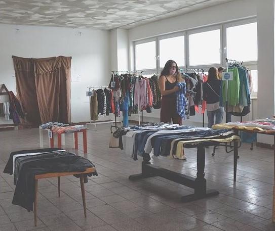 swap oblečenia