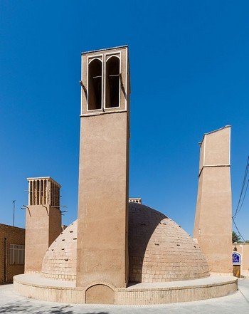 veterná veža ab anbar