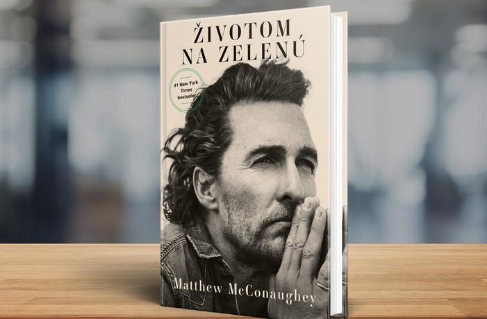 Životom na zelenú Matthew McConaughey