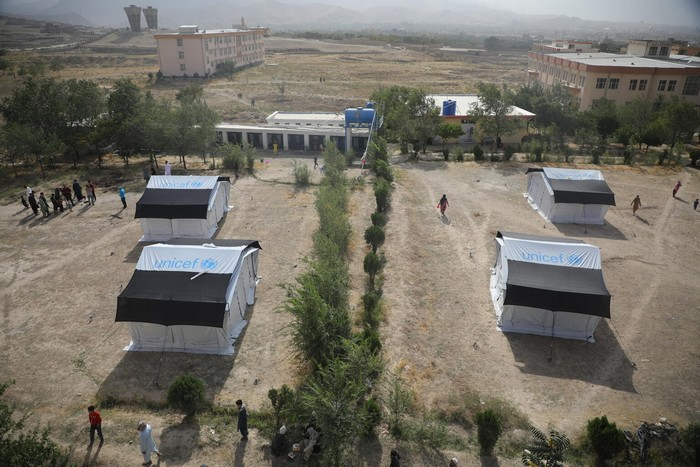 UNICEF Afganistan pomoc