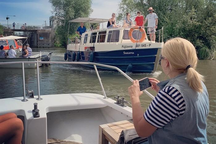 loďou po Slovensku - Baťov kanál