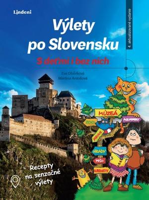 kniha Výlety po Slovensku