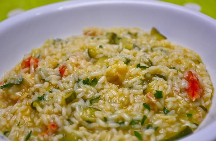 recept na krémové rizoto