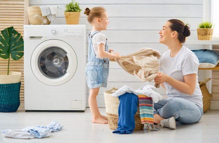 tipy pri praní detského oblečenia